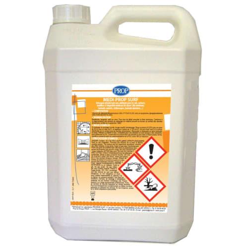 PROP Medi-Prop Surf détergent désinfectant bidon de 5L photo du produit