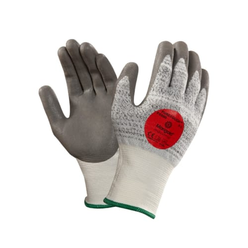 Gant de protection contre les coupures Hyflex 11-425 niveau 5 (c) enduction base aqueuse PU/nitrile taille 9 photo du produit