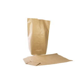 Sac papier écorné 375 x 540 mm kraft photo du produit