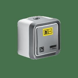 Télécommande déverrouillage à distance pour nettoyeurs haute pression stationnaires Karcher photo du produit