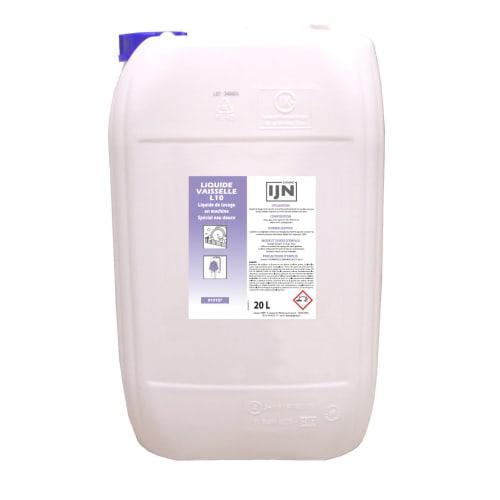 IJN liquide vaisselle machine L10 bidon de 20L photo du produit