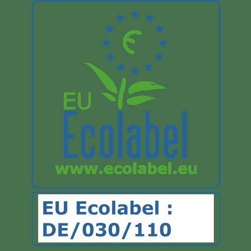 PROP Algena douce lotion lavante certifiée Ecolabel flacon pompe de 500ml photo du produit Back View L