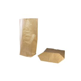 Sac papier écorné 250 x 385 mm kraft photo du produit