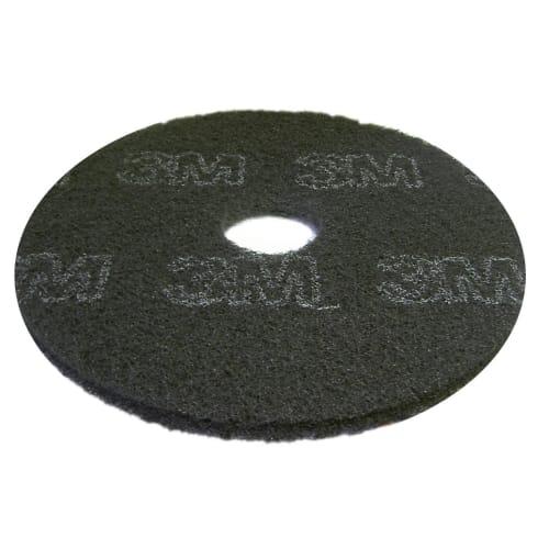 Disque noir 3M pour autolaveuse et monobrosse Ø406mm photo du produit