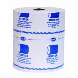Essuie-mains rouleau blanc 2 plis 180m certifié Ecolabel sans emboût photo du produit