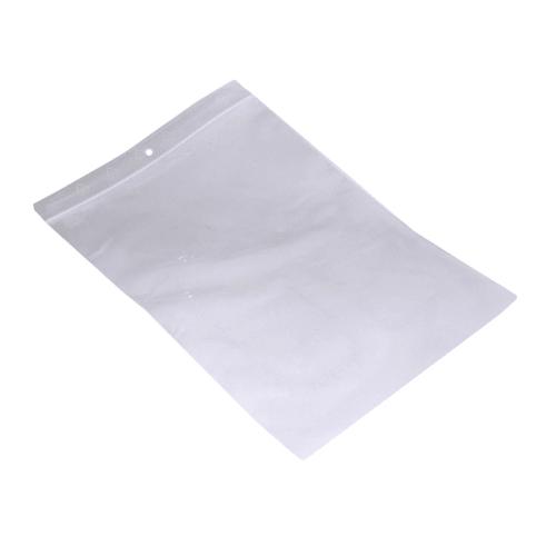 Sac plastique zip lock 80 x 120mm transparent 50µm photo du produit