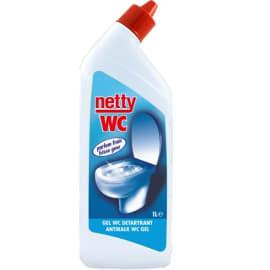Netty gel WC flacon de 1L photo du produit