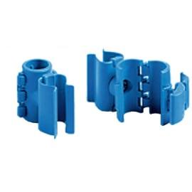 Accroche balai PLP pour tube Ø22mm photo du produit