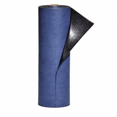 Tapis absorbant et adhésif en rouleau PIG® Grippy® bleu double épaisseur 81 cm x 30 m photo du produit