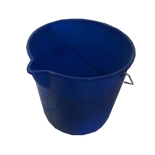Seau PLP 12L bleu photo du produit