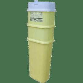 Maxi-collecteur boîte à aiguilles DASRI 11L NF X photo du produit