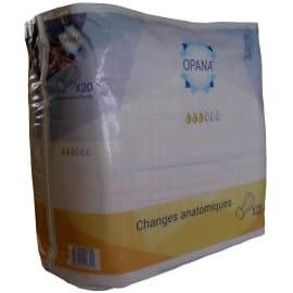 Change anatomique Opana jaune photo du produit