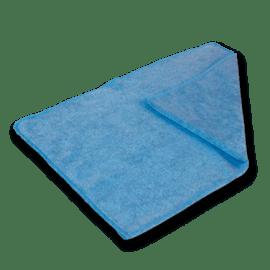 Serpillière microfibre bleue 40 x 60 cm photo du produit