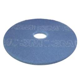 Disque bleu 3M pour autolaveuse et monobrosse Ø406mm photo du produit