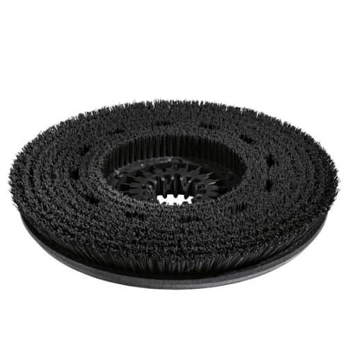 Brosse disque dure noire Ø450mm pour autolaveuse Karcher photo du produit