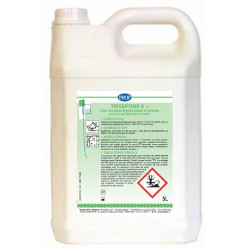 PROP Triseptine A+ lotion désinfectante bidon de 5L photo du produit