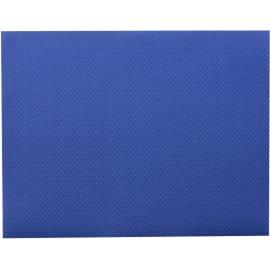 Nappe de table papier 80 x 120 cm bleu marine photo du produit
