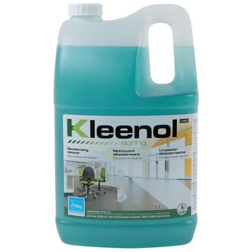 CHOISY Kleenol spring détergent désodorisant bidon de 5L photo du produit