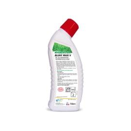 Bluny Maxi V gel WC détartrant désinfectant certifié ECOCERT flacon de 750ml photo du produit