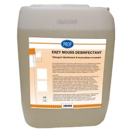 PROP Enzymatique mouss détergent désinfectant bidon de 21kg photo du produit