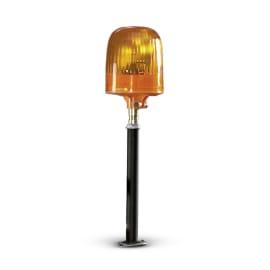 Kit additionnel gyrophare LED pour balayeuse KM 90/60 Karcher photo du produit