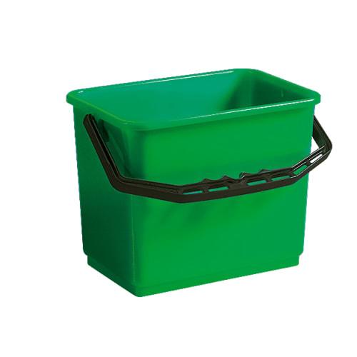 Seau PLP 6L vert photo du produit