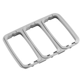 Insert support sac 3x40L PLP gris photo du produit
