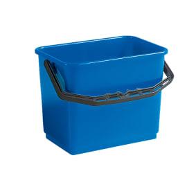 Seau PLP 6L bleu photo du produit