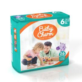 Change bébé Baby Charm Super Dry XL +16kg photo du produit