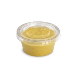 Pot à sauce évasé 60 cc cristal photo du produit