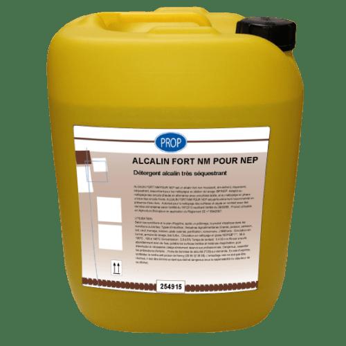 PROP Alcalin fort NM pour NEP bidon de 25kg photo du produit