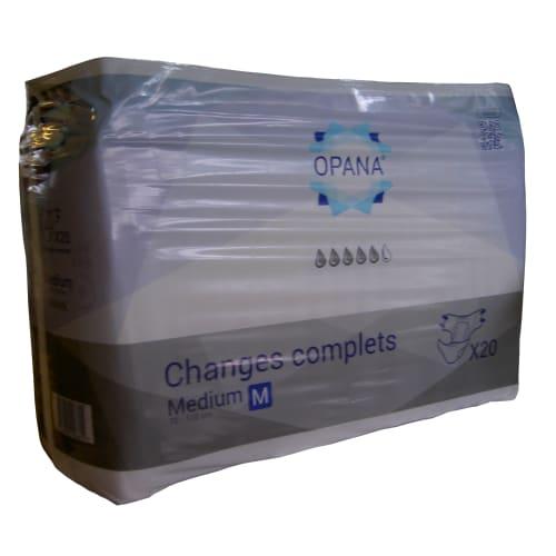 Change complet Opana gris taille M photo du produit