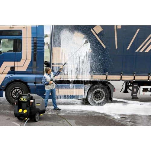 Brosse de lavage rotatif TR Karcher photo du produit Back View L