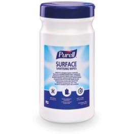 PURELL Lingettes désinfectantes boite de 200 photo du produit