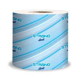 Papier toilette petit rouleau blanc 2 plis 195 feuilles 9,8 x 11 cm certifié Ecolabel photo du produit