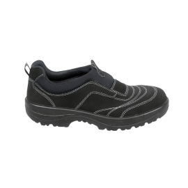 Mocassin de sécurité Isernia S1P SRC noir composite pointure 39 photo du produit