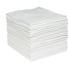 Absorbant en feuilles PIG® Essentials Plus triple épaisseur pour hydrocarbures 38 x 48 cm photo du produit