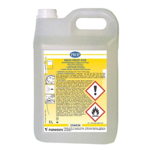 PROP Medi-Prop DSR désinfectant bidon de 5L photo du produit