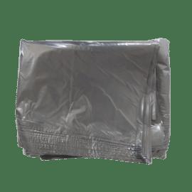 Sac plastique PE BD 660L noir 25µm photo du produit