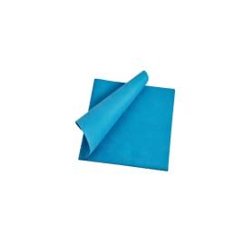 Essuyage microfibre non tissé NT130 bleu 38 x 40 cm photo du produit