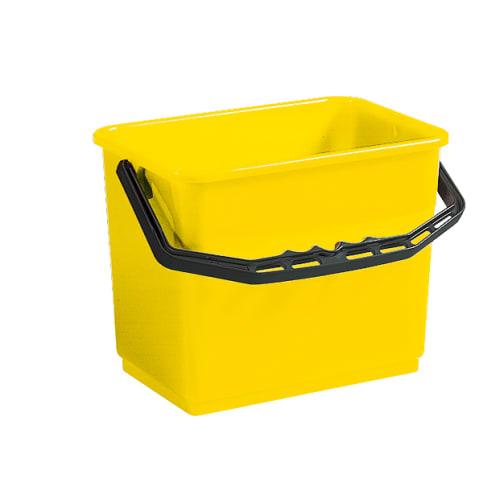 Seau PLP 6L jaune photo du produit