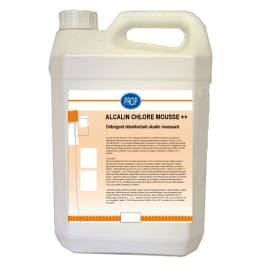 PROP Alcalin chloré mousse ++ bidon de 5kg photo du produit