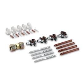 Jeu de tubes acier galvanisé Karcher photo du produit