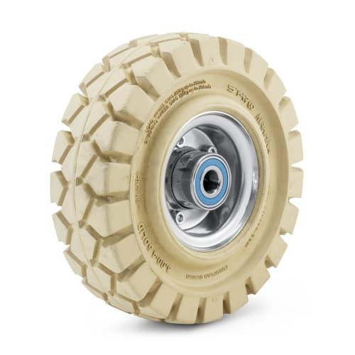 Kit pneus caoutchouc anticrevaison pour balayeuse KM 85/50 R Karcher photo du produit