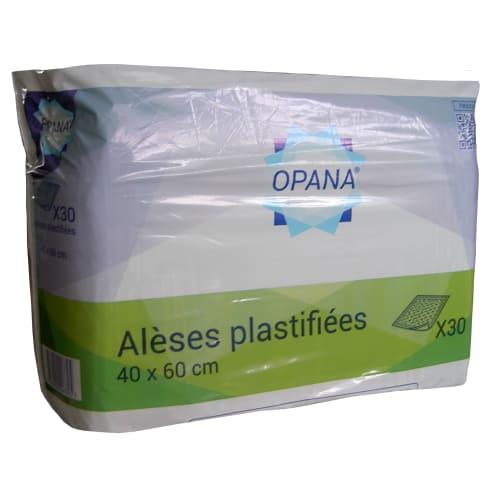 Alèse plastifiée Opana 40 x 60 cm photo du produit