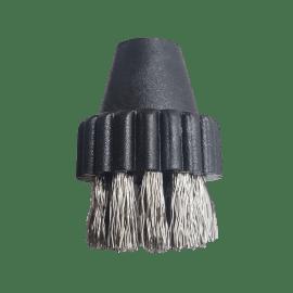 Brosse buse acier standard pour nettoyeurs vapeur Sanivap photo du produit