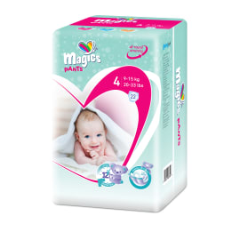 Couche culotte Magics Pants Maxi 9/15kg photo du produit