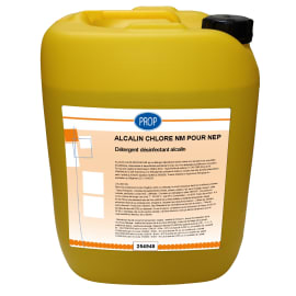 PROP alcalin chloré non moussant pour NEP bidon de 23kg photo du produit