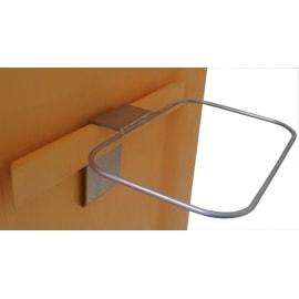 Support inox pour collecteurs boîte à aiguilles DASRI 1,8 à 7 L photo du produit