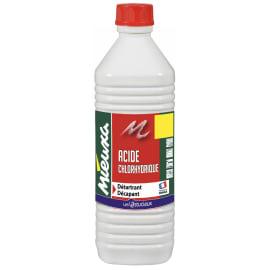 Acide chlorhydrique 23% flacon de 1L photo du produit